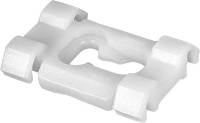 Gm Body Side Moulding Clip -  package of 15