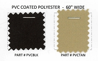 PVC COATED POLYESTER 60