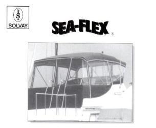 Clear Vinyl Clear Plastic Marine Sheets