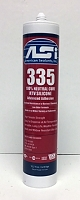 Silicone Sealant 10.3 Oz Tube 24/Case
