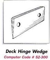 Angled Wedge Base