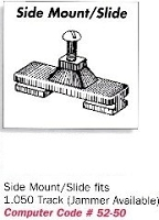 Side Mount/Slide - 1.050 Track