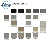Liberty Headliner Flat 1/8