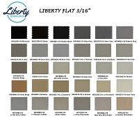 Liberty Headliner Flat 3/16