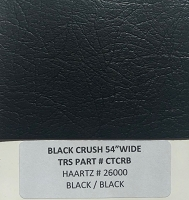 Black Crush Convertible Material 57