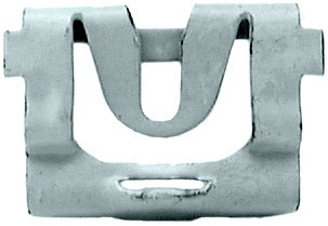 Window Reveal Moulding Clips - Gm -  package of 100