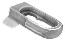 Moulding Clip - Gm -  package of 100