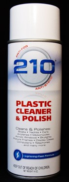 210 Plastic Cleaner 7 oz