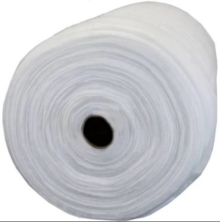 "54"" WIDE BONDED POLYESTER - 3/4OZ -  90 FOOT ROLL"