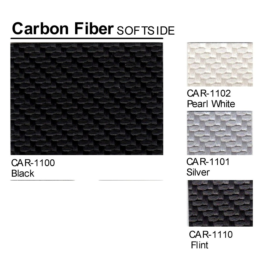 "Carbon Fiber Softside Vinyl 54"" Wide"