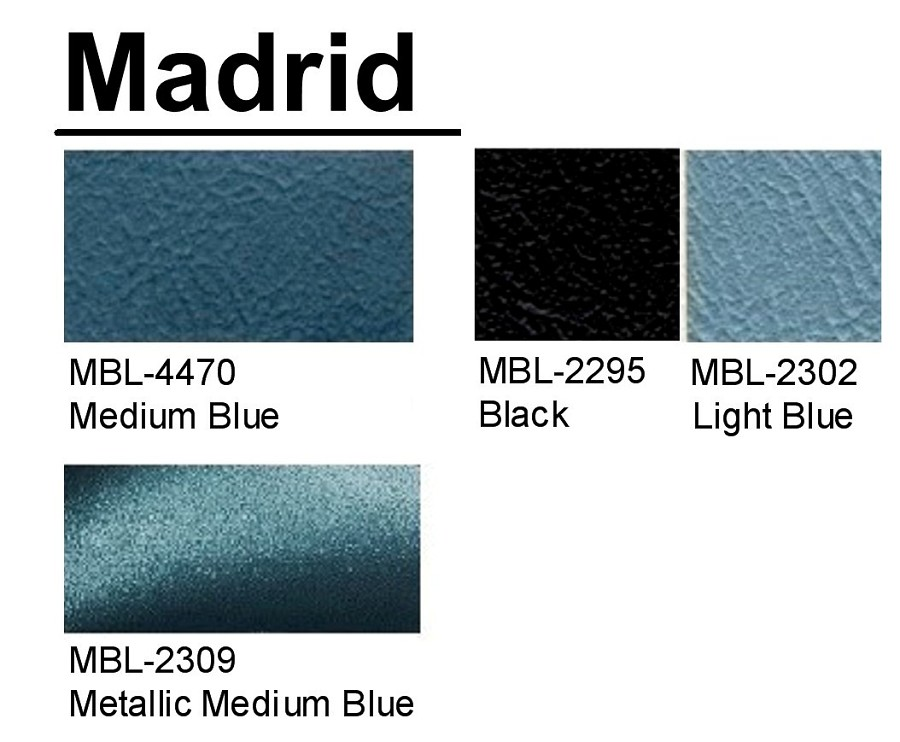 "Madrid 54"" Wide"