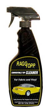 Ragg Topp Cleaner Cloth & Vinyl Top Cleaner