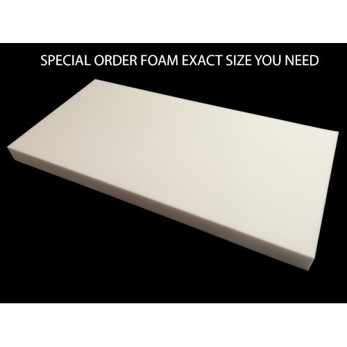 Foam Sheets SPECIAL ORDER EXACT SIZES NEEDED