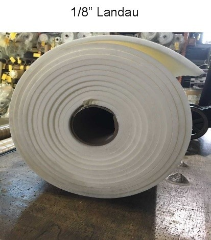 "3/8"" Landau Padding- Closed Cell Foam"