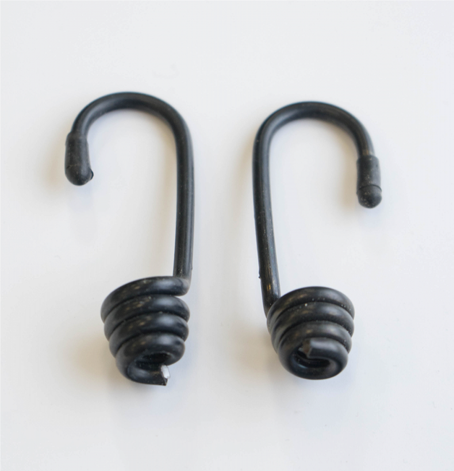 Shock Cord Hook Metal --