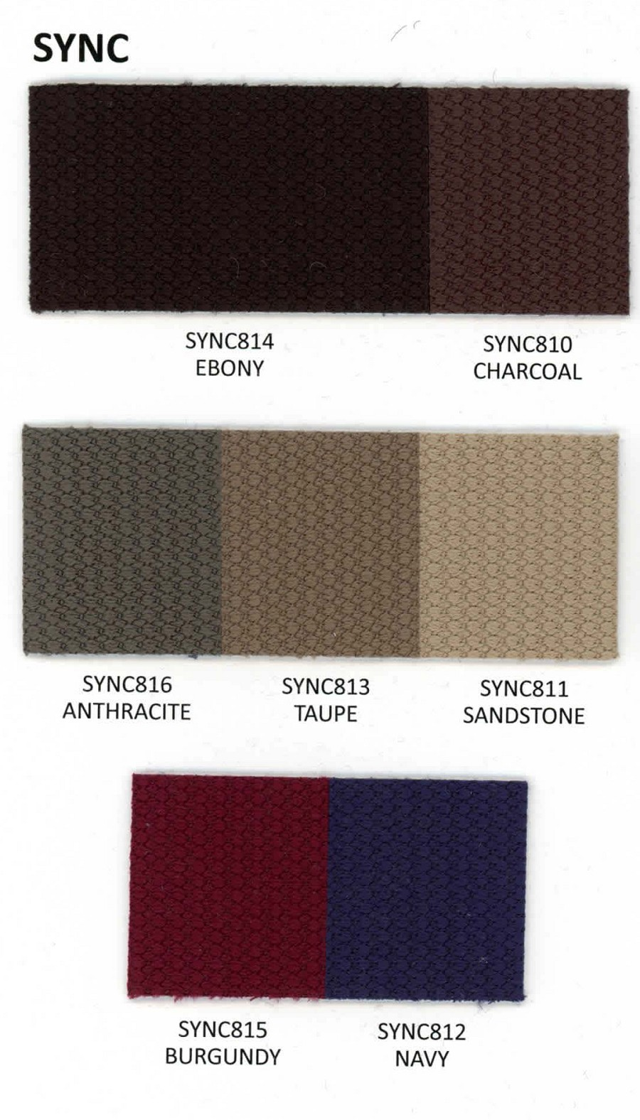 "Sync Cloth 57"" Wide"